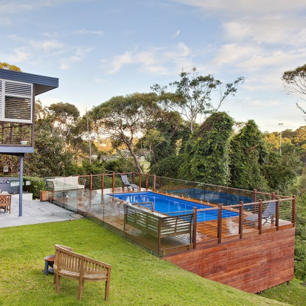 Narellan Swimming Pool - Free Standing Pools