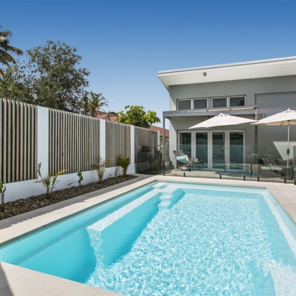 Narellan Pools Colour Range